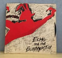 "ECHO & THE BUNNYMEN The Pictures On My Wall 1979 UK 7"" Vinyl Single EXCELLENT CO"