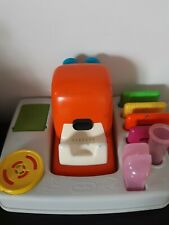 Little Tikes Microscope 4 Slides Tongs and Beaker Toy On Base Vintage 1993 Kids