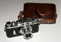 VERY RARE USSR Soviet Zorki-2 Zorki 2 RF camera Based on Leica Industar-22 lens