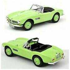Voitures miniatures verts BMW