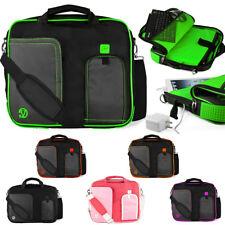 "VanGoddy Laptop Sleeve Case Messenger Bag For 15.6"" Dell Alienware M15 / XPS 15"