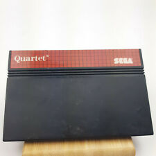 Sega Master System : Quartet ~ Game Cartridge Only ~ Free Shipping in Canada