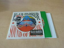 KULA SHAKER - SOUND OF DRUMS !!!! + POSTER !!!  RARE CD!!!!!!!