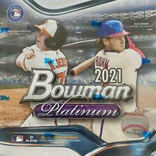 2021 Bowman Platinum Baseball Cards - You Pick! Base , Prospect , Inserts & Ice