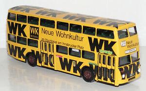 👍 BVG Berlin • Fröwis • DE • WK Möbel Rest • Decals Naßschieber • 1:87 • H0