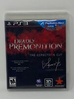 Deadly Premonition - The Director's Cut (Sony PlayStation 3, 2013)