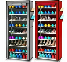 Oxford Cloth Multi-functional Shoe Cabinet High Quality Materials Shoes Rack New