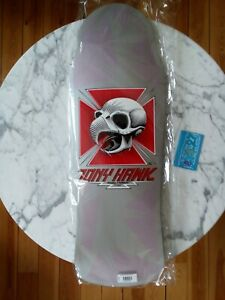 Powell Peralta Tony Hawk Edition limited Collector Skateboard deck 2020 reissue