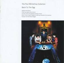 PAUL MCCARTNEY COLLECTION - WINGS - BACK TO THE EGG 1979/1993 CD Jewel Case+GIFT