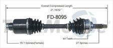 SurTrack FD-8095 CV Axle Shaft