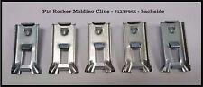 46 47 48 49 PLYMOUTH P15 ROCKER MOLDING TRIM CLIPS SPECIAL DELUXE CLIP MOPAR