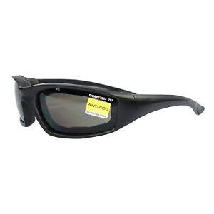 BOBSTER USA Biker Brille Foamerz getönt für Harley Davidson Motorradbrille