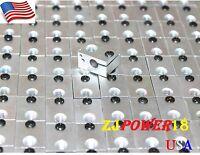Aluminum Heater Block V6 for 3D Printer Heating Block