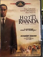 New listing Hotel Rwanda (Dvd), Don Cheadle. 2004 Academy Award Nominated.