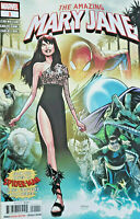 The Amazing Mary Jane #1 Main Cover Marvel Comics