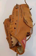 Rawlings Rbg160 Ryne Sandberg Hinged Pad Baseball Glove - Needs Restitching