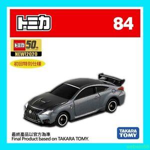 DEC 2020 #84 1st version Lexus RC F Performance Package TOMICA TAKARA TOMY