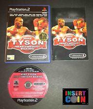 JUEGO MIKE TYSON HEAVYWEIGHT BOXING (PAL UK*) PLAYSTATION 2 PS2 PS3