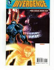 DIVERGENCE NO. 1 FREE COMIC BOOK DAY DC COMICS JUNE 2015