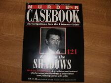 Marcel Barbeault, MURDER CASEBOOK 121, Therese Adam, Francoise Jakubowska.