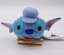 "2018 Authentic Store Disney Chef Stitch Tsum Tsum 3.5"" Plush doll"