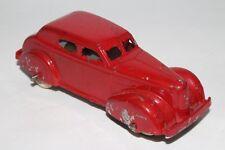 Tootsietoy 1940 LaSalle Sedan, Red, Original #5