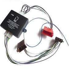 Dietz 17009 Aktivsystem Adapter für AUDI / VW / PORSCHE MINI-ISO 4x50W max.