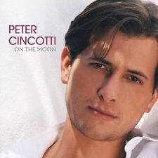 PETER CINCOTTI - On The Moon CD ( 2004, Concord Records Promo )