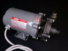 TEEL 1P832 Straight Centrifugal Pump 1″ x .75″ Cast Iron 1/2 HP 115/230V -TESTED