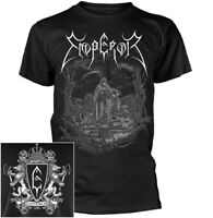 Emperor Luciferian Shirt S-XXL Tshirt Black Metal Band T-Shirt Official New