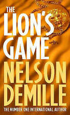 The Lion's Game by Nelson DeMille, Book, New (Paperback)
