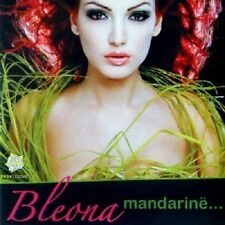 Bleona Qereti - Mandarine (2007). CD with Albanian Pop Music.