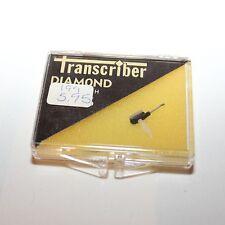 Transcriber #199 Diamond Phonograph Stylus Needle - Zenith 142-182