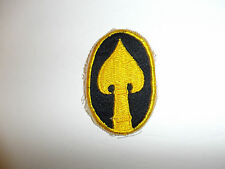 a0158v Ww2 Oss Office Strategic Service Hq Headquarters Shoulder Patch R4A