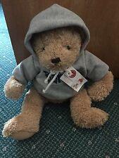 "Rare Herrington Bear ""Barnsie"" Barnes & Noble Plush 20"" Sweatshirt & Sweater"