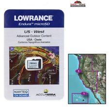 Lowrance Endura Handheld GPS MircoSD ~ New