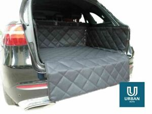 Fits Ford Focus Grand C-Max,Quilted Car Boot Liner Heavy Duty Water Resistant