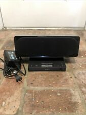 Sony Active Speaker Dock System SRS-GU10iP 30 Pin, Aux Input Tested & Working