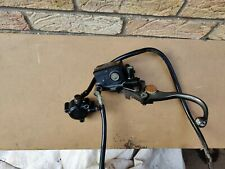 Triumph trophy 900 clutch master and slave cylinder speed triple, trident