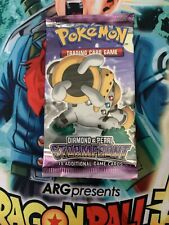 Pokemon Diamond & Pearl DP Stormfront Booster Pack Ultra Rare! Charizard?