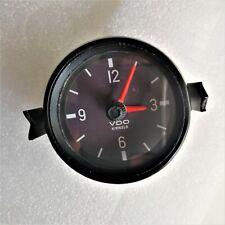 Luxury car clock VDO KIENZLE ⌀60mm classic car original vintage gauge instrument