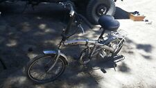 GtM Lt 200 Folding bicycle used