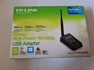 TP-Link High Power Wireless USB Adaptor