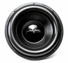 Skar Audio ZVX-15v2 D2 3000W Max Power Dual Subwoofer
