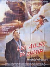 WINGS OF DESIRE - WENDERS / BERLIN / PEELLAERT - 4 PANELS FRENCH MOVIE POSTER