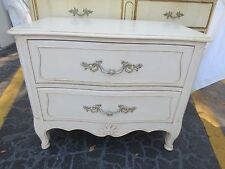 Davis French Provincial Nightstand Hollywood Regency Country Cottage Victorian