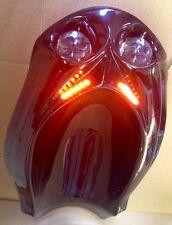 UNPAINTED (FLAT BLACK) ABS PLASTIC 99-07 HAYABUSA 1300 UNDERTAIL - NEW