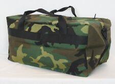 Raine Woodland Camo Sports Gym Bag Made In USA