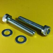2 Stk Zylinderkopfschrauben M 7x20 DIN 912//12.9 Innensechskant verzinkt