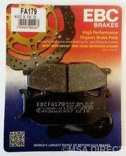 Yamaha Xvs650 Dragstar (1997 TO 2007) EBC Organic Pastillas de freno frontales